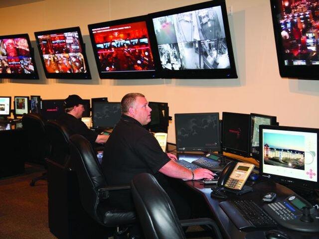 Monitoring poker rooms